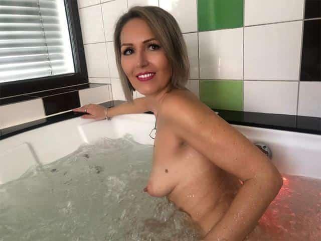 Polnische milf nackt